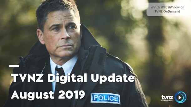 Digital Update Aug 2019