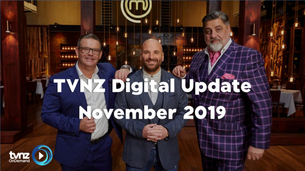 Digital Update Nov 2019