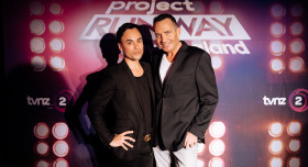 Project Runway Launch Party 1